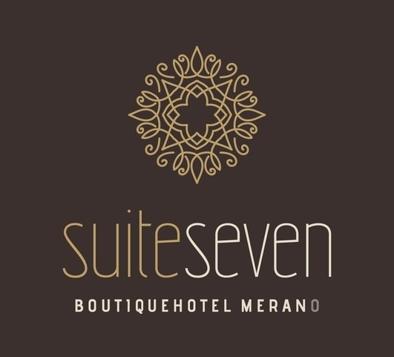 SuiteSeven Stadthotel Meran Logo
