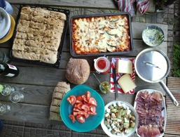 Tavolo preparato