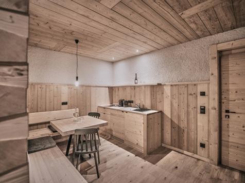 Mountain Lodge mit getrenntem Schlafraum-1