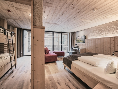 Superior Lodge mit getrenntem Schlafraum-1