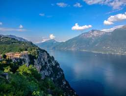 Terrazza Del Brivido Spectacular View Of Lake Garda