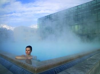 Thermal baths Meran
