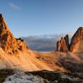 Three peaks (Drei Zinnen)