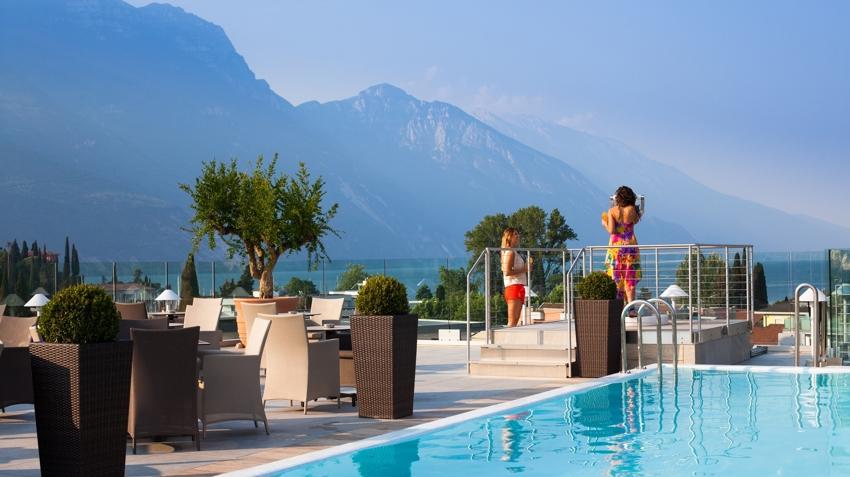 Tonelli Hotels Kristal Palace Traumurlaub In Riva Del