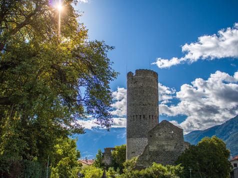 Torre Fröhlich a Malles
