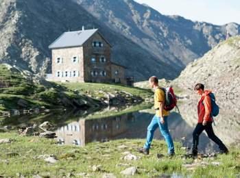 Tour a ferro di Cavallo in Val Sarentino
