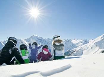 Trafoi skiing area