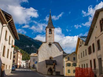Tubre in Val Monastero