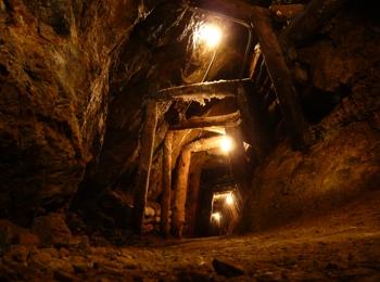 Un tunnel sotterraneo