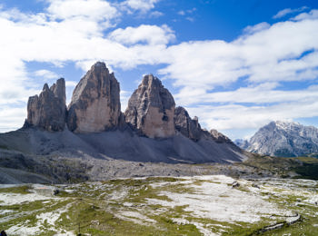 UNESCO-Weltnaturerbe Dolomiten