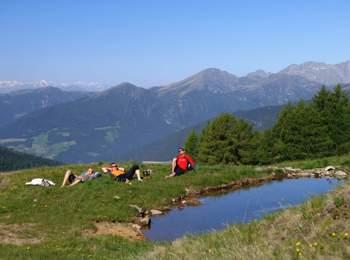 Urlesteig path in Reinswald