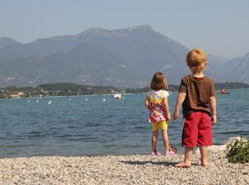 Vacanze in famiglia al Lago di Garda