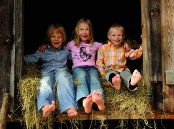 Vacanze in famiglia in Tirolo