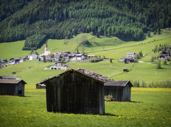 Val di Vizze: pura natura