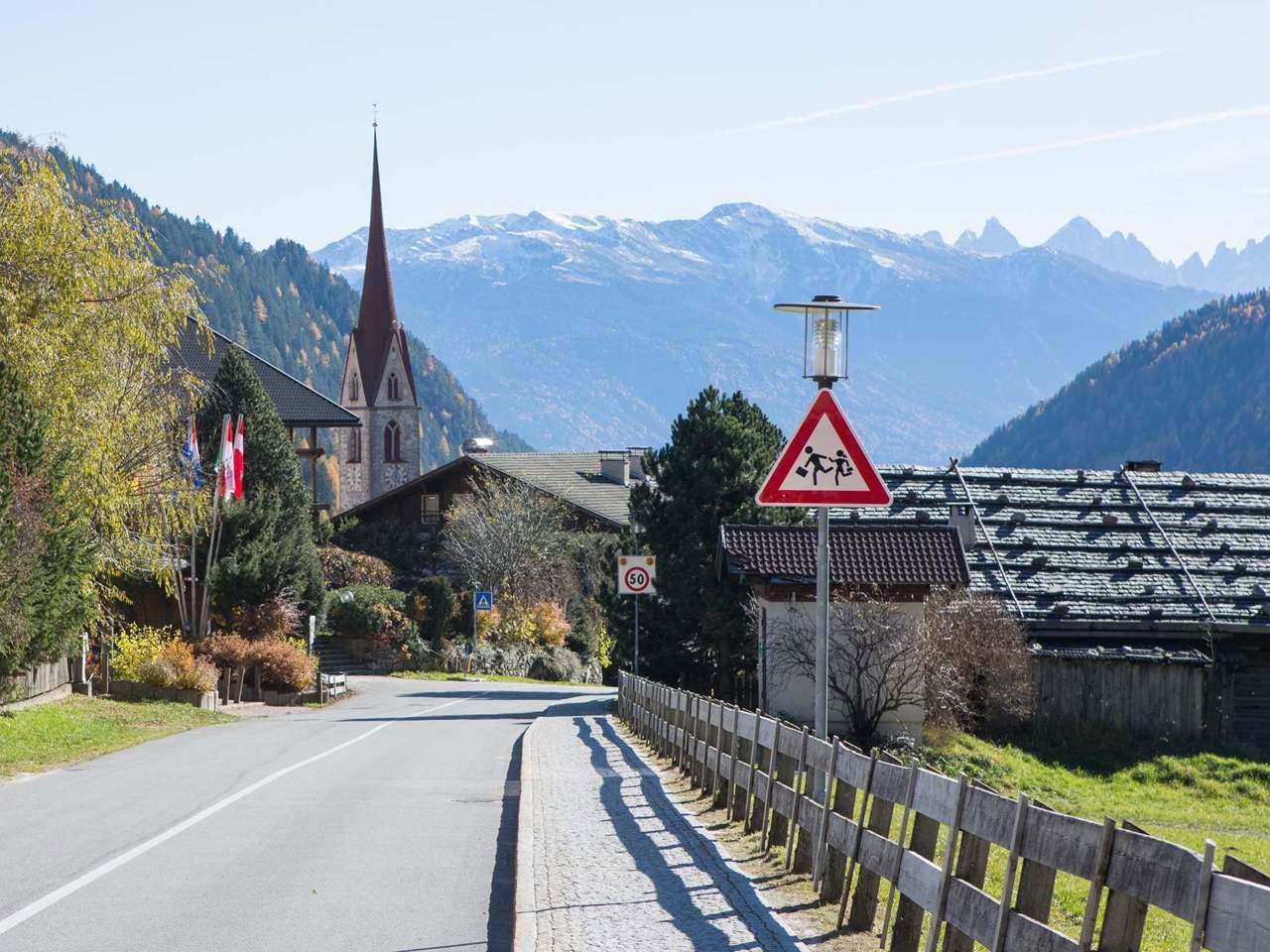 Rio Pusteria Vacanze A Rio Pusteria Alto Adige