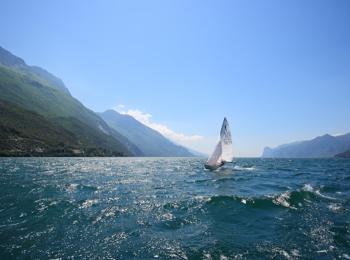 Vela al Lago di Garda