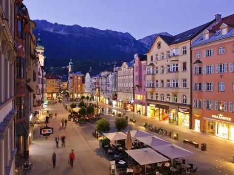 Via Maria-Theresien / Innsbruck