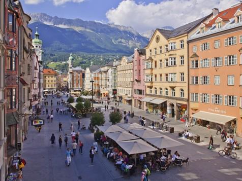 Via Maria-Theresien/Innsbruck