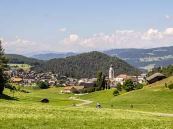 View of Kastelruth