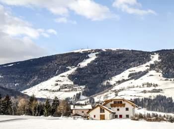 View of Mt. Kronplatz