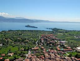 View of San Felice del Benaco