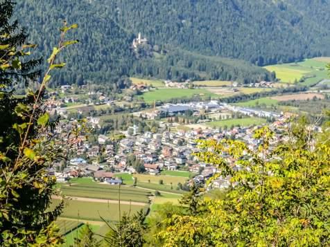 View over Gais