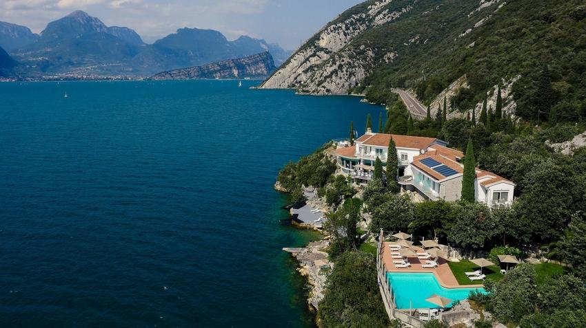 Villa Tempesta Traumurlaub In Torbole Nago Am Gardasee