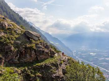 Vinschgau high-alpine route