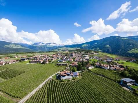 Vista dall'Alto Adige Naz