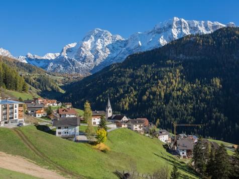 Vista di La Valle