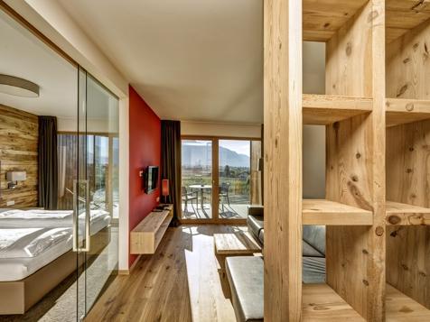 Suite Südbalkon in der Residence-2