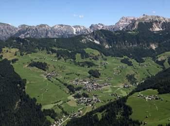 Wandergebiet Alta Badia