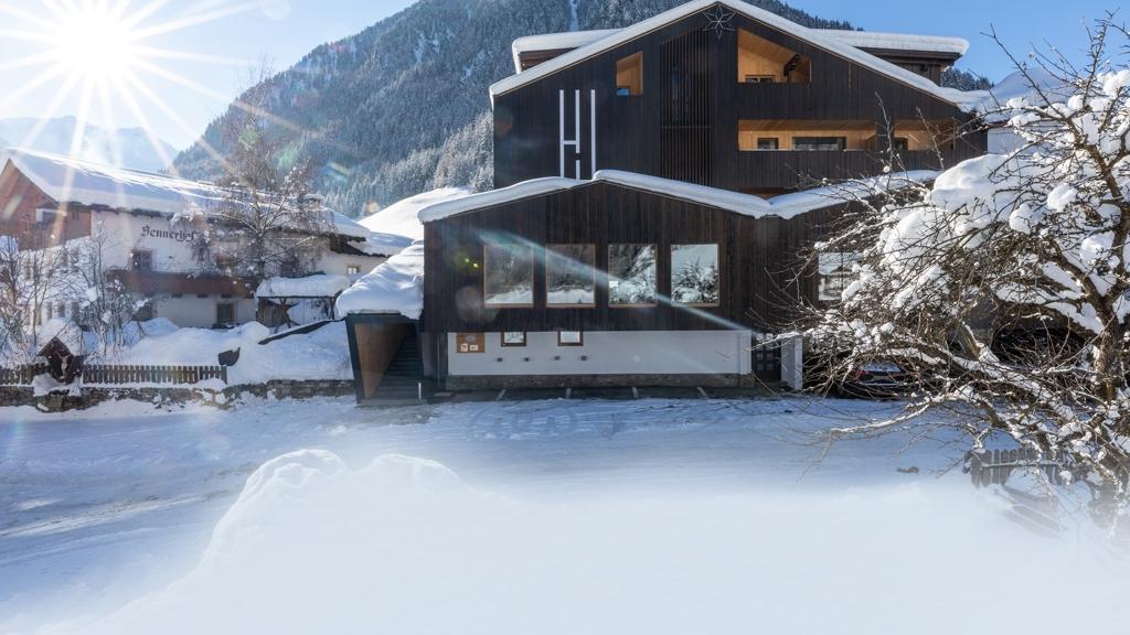 Wanderhotel Jaufentalerhof