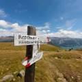 Wandern am Reschensee