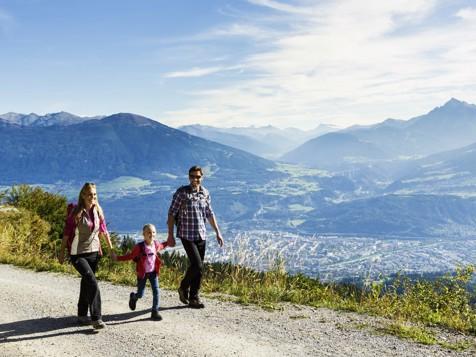 Wandern bei Innsbruck