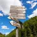 Wandern in der Ferienregion Reschenpass