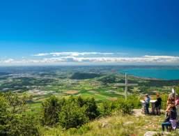 Wandern in San Zeno di Montagna