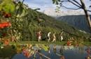 Familienspass in den Dolomiten