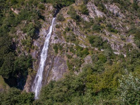 Wasserfall Partschins