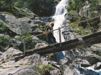 Waterfall trail