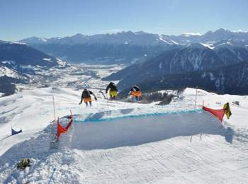 Watles skiing area