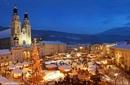 Weihnachten in den Südtiroler Bergen