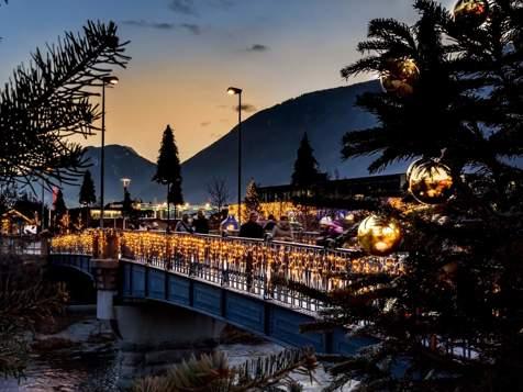 Weihnachten in Meran