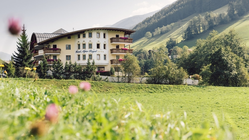 Wellness Refugium Alpin Royal