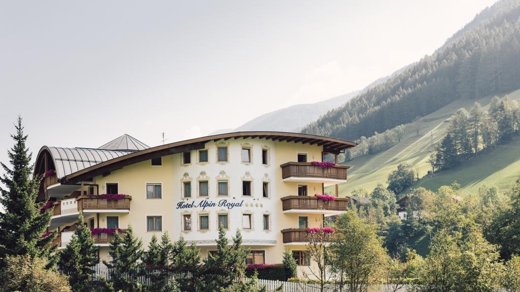 Alpin Royal Wellness Refugium Resort Hotel