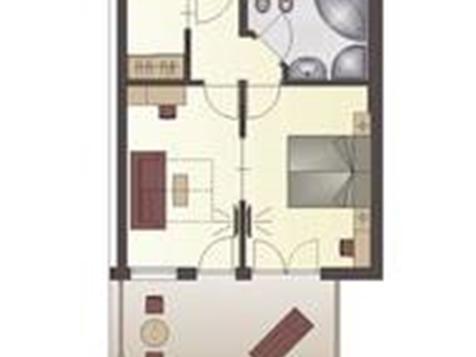 "Suite de luxe ""Eviva""-1"