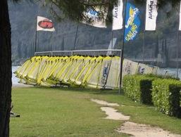 Windsurf sul Lago di Garda