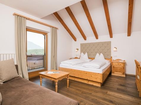 Doppelzimmer Alpin de luxe-1