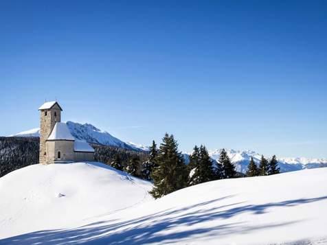 Winter at Vigiljoch