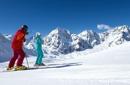 Frühjahrsskilauf und Aprés Ski
